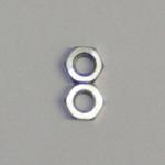 2x M4 Standard Nuts