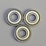 3x 608 Bearings